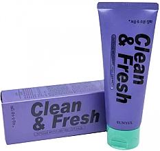 Parfumuri și produse cosmetice Mască-peliculă pentru hidratarea pielii - Eunyul Clean & Fresh Intense Moisture Peel Off Pack