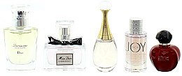 Parfumuri și produse cosmetice Chrisitian Dior 30 Montaigne - Set ( edt/mini/7.5mlx2 + edp/mini/2x5ml + edt/mini/5ml)