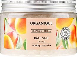 """Parfumuri și produse cosmetice Sare de baie relaxantă """"Mango"""" - Organique"""