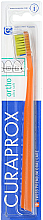 Parfumuri și produse cosmetice Periuță de dinți, portocalie - Curaprox CS 5460 Ultra Soft Ortho