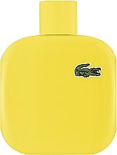 Parfumuri și produse cosmetice Lacoste Eau de Lacoste L.12.12 Yellow (Jaune) - Apă de toaletă