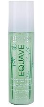 Parfumuri și produse cosmetice Balsam de păr, fără clătire - Revlon Professional Equave Instant Detangling Bamboo
