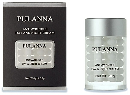 Parfumuri și produse cosmetice Cremă antirid de zi/noapte - Pulanna Ginseng Day & Night Cream