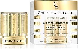 Parfumuri și produse cosmetice Суперконцентрированная укрепляющая сыворотка для области лба, глаз и губ - Christian Laurent Super Concentrated Brightening Diamond Serum