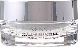 Parfumuri și produse cosmetice Mască de față - Kanebo Sensai Cellular Performance Mask