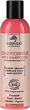 Parfumuri și produse cosmetice Balsam pentru păr natural - Naturado Natural Conditioner