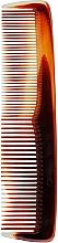 Parfumuri și produse cosmetice Pieptene de buzunar 499834, chihlimbar - Inter-Vion