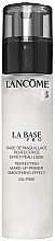 Parfumuri și produse cosmetice Bază de machiaj, cu efect tonifiant - Lancome La Base Pro Perfecting Makeup Primer Smoothing Effect