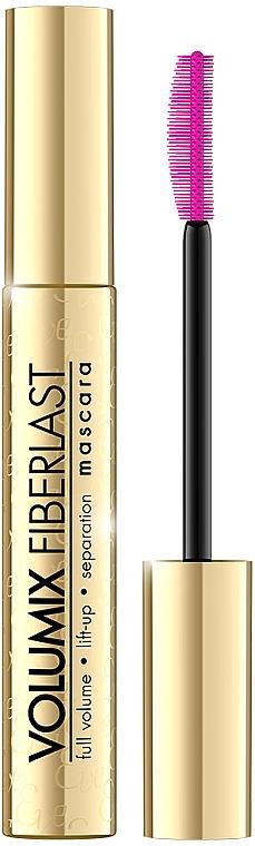 Mascara pentru marirea volumului - Eveline Cosmetics Volumix Fiberlast Mascara