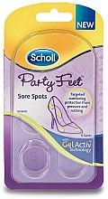 Parfumuri și produse cosmetice Pernuțe din gel pentru zonele sensibile - Scholl Gel Activ Party Feet Sore Spots