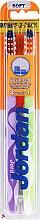 Parfumuri și produse cosmetice Periuță de dinți Advanced, moale - Jordan Advanced Soft Toothbrush
