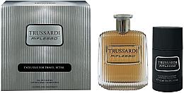 Parfumuri și produse cosmetice Trussardi Riflesso - Set (edt/100ml + deo/75g)