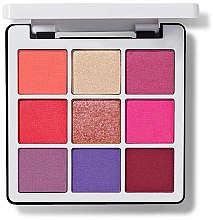Parfumuri și produse cosmetice Mini-paletă farduri de ochi - Anastasia Beverly Hills Mini Norvina Pro Pigment Palette Eyeshadow Vol. 1