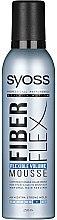 Parfumuri și produse cosmetice Spumă de păr - Syoss Fiber Flex Flexible Volume Mousse
