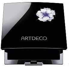 Parfumuri și produse cosmetice Husă cu trei despărțituri pentru farduri - Artdeco Crystal Garden Glamour Beauty Box Trio Magnetbox