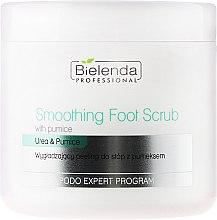 Духи, Парфюмерия, косметика Скраб для ног - Bielenda Professional Podo Expert Program Smoothing Foot Scrub With Urea and Pumice