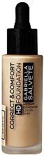 Parfumuri și produse cosmetice Fond de ten - Gabriella Salvete Correct & Comfort Foundation
