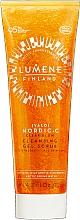Parfumuri și produse cosmetice Gel-scrub de curățare pentru față - Lumene Valo Nordic-C Clear Glow Cleansing Gel Scrub