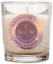 """Parfumuri și produse cosmetice Lumânare aromatică """"Lavandă"""" - Flagolie Fragranced Candle Lavender Relax"""