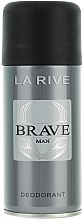 La Rive Brave Man - Set (edt/100ml + deo/150ml) — Imagine N2