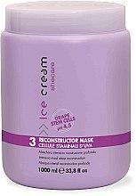 Parfumuri și produse cosmetice Masca pentru păr deteriorat și uscat - Inebrya Ice Cream SheCare Reconstructor Mask