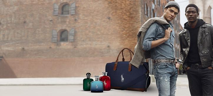 При покупке товаров Ralph Lauren на сумму от 1405 MDL, получите в подарок фирменную сумку