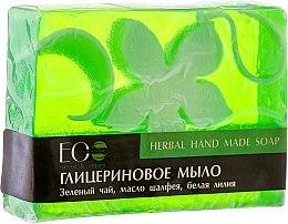 Parfumuri și produse cosmetice Săpun cu glicerină pe bază de plante - ECO Laboratorie Herbal Hand Made Soap
