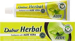 """Parfumuri și produse cosmetice Pastă de dinți """"Aloe Vera"""" - Dabur Herbal Aloe Vera Toothpaste"""