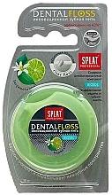 Духи, Парфюмерия, косметика Зубная нить Dental Floss с ароматом бергамота и лайма - SPLAT