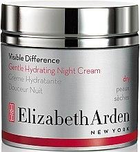 Parfumuri și produse cosmetice Cremă hidratantă de noapte - Elizabeth Arden Visible Difference Gentle Hydrating Night Cream