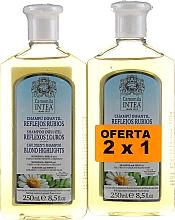 Set - Intea Children Camomile Shampoo (shm/2x250ml) — Imagine N1