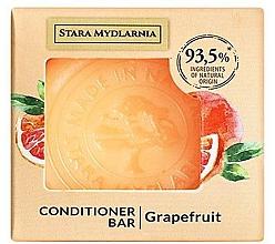 "Parfumuri și produse cosmetice Твердый кондиционер для волос ""Грейпфрут"" - Stara Mydlarnia Grapefruit Conditioner Bar"