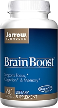 Parfumuri și produse cosmetice Suplimente nutritive - Jarrow Formulas BrainBoost