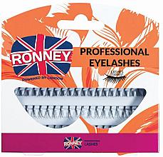 Parfumuri și produse cosmetice Set Gene false individuale - Ronney Professional Eyelashes 00030