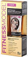 Parfumuri și produse cosmetice Mască de argilă neagră pentru față - Fito Cosmetic Fitness Model