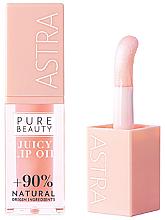 Parfumuri și produse cosmetice Ulei de buze - Astra Pure Beauty Juicy Lip Oil