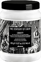 "Parfumuri și produse cosmetice Pudră decolorantă ""Free Hand"" pentru păr - Davines The Century of Light Liberty Free Hand Premium Hair Bleaching Powder"