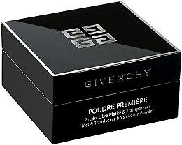 Parfumuri și produse cosmetice Pudră pulbere - Givenchy Poudre Premiere Mat & Translucent-finish Loose Powder