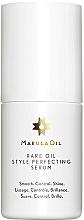 Parfumuri și produse cosmetice Ser cu ulei Marula pentru păr - Paul Mitchell Marula Oil Style Perfecting Serum