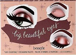 Parfumuri și produse cosmetice Paletă farduri de ochi - Benefit Big Beautiful Eyes