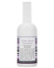 Parfumuri și produse cosmetice Șampon pentru neutralizarea tonurilor de galben - Waterclouds Violet Silver Shampoo