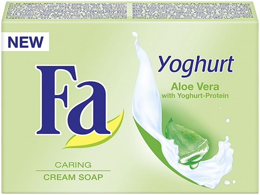 Săpun-cremă pentru mâini cu aloe vera - Fa Yoghurt Aloe Vera Cream Soap