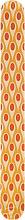 Parfumuri și produse cosmetice Pilă de unghii 2061, galbenă - Donegal