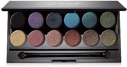 Paletă farduri de ochi - Sleek MakeUP i-Divine Mineral Based Eyeshadow Palette Original