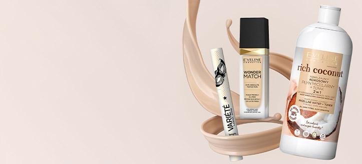 Reducere 10% la toată gamă Eveline Cosmetics. Prețurile pe site sunt prezentate cu reduceri