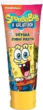 Parfumuri și produse cosmetice Pastă de dinți pentru copii - VitalCare Sponge Bob Toothpaste