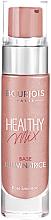 Parfumuri și produse cosmetice Primer-Fard de obraz - Bourjois Healthy Mix Glow Primer