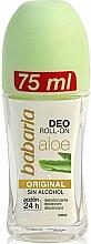 Parfumuri și produse cosmetice Deodorant roll-on cu aloe vera - Babaria Aloe Vera Original Deodorant Roll-on