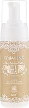 Parfumuri și produse cosmetice Spumă de curățare pentru față - Collagena Handmade Wash Foam For Dry Skin