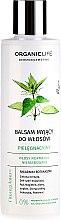 Parfumuri și produse cosmetice Balsam pentru păr - Organic Life Dermocosmetics Hair Cleansing Balm